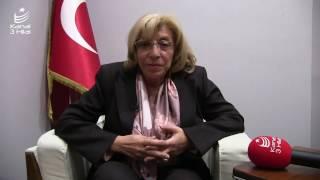 Başbuğ'un kızı Çağrı Türkeş'ten Kanal 3 Hilal'e çok konuşulacak özel röportaj. 2017 Video