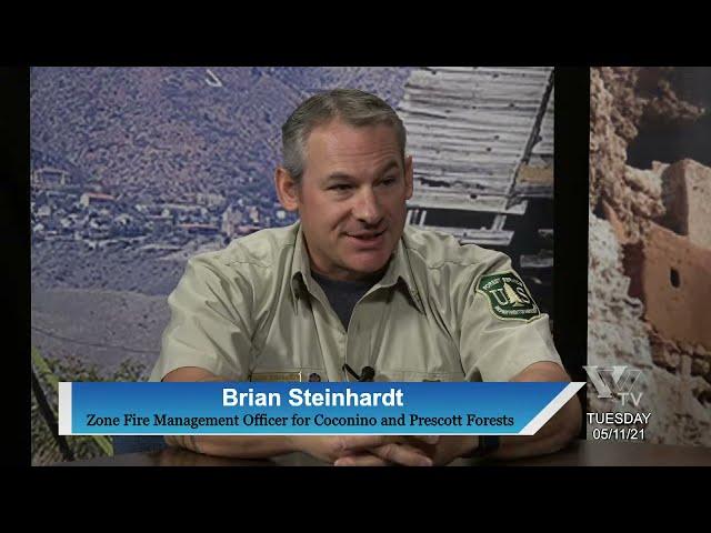 County Wide - Brian Steinhardt, Fire Management Officer Prescott National Forest