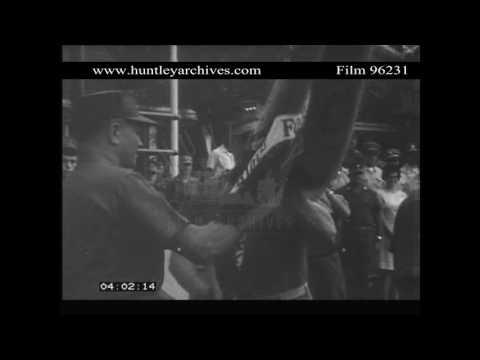 Air Ground Team, Marine Amphibious Force, Vietnam, 1967.  Archive film 96231