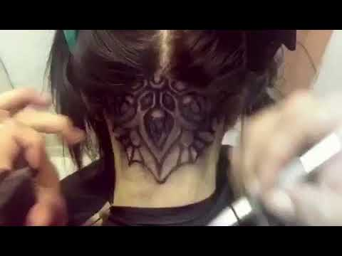 Razor pen tattoo the original youtube for Razor pen for hair tattoo