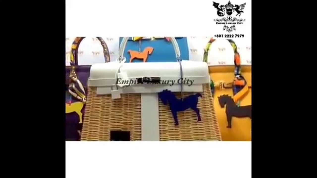 limited edition hermes picnic garden party