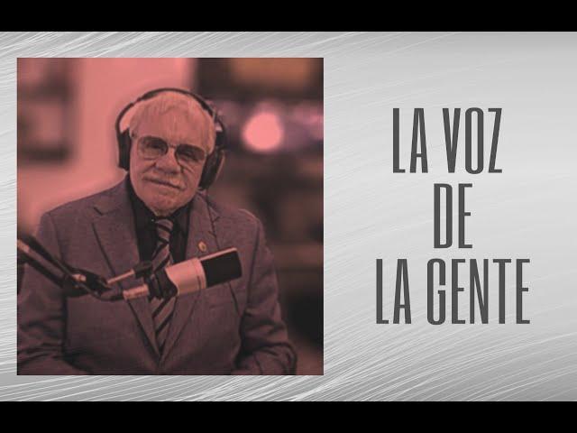 LA VOZ DE LA GENTE - MARCELO DOTTI 3 PROGRAMA 06/ENE/2020