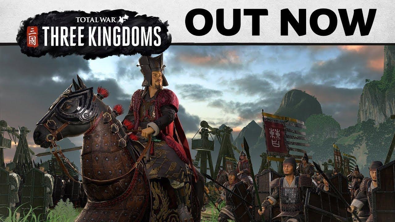 Total War: THREE KINGDOMS - Five Star Games