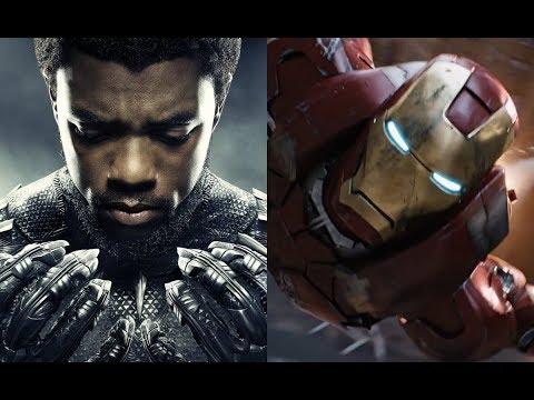 Black Panther: 2 GİZLİ SAHNE Açıklandı! (Infinity War)