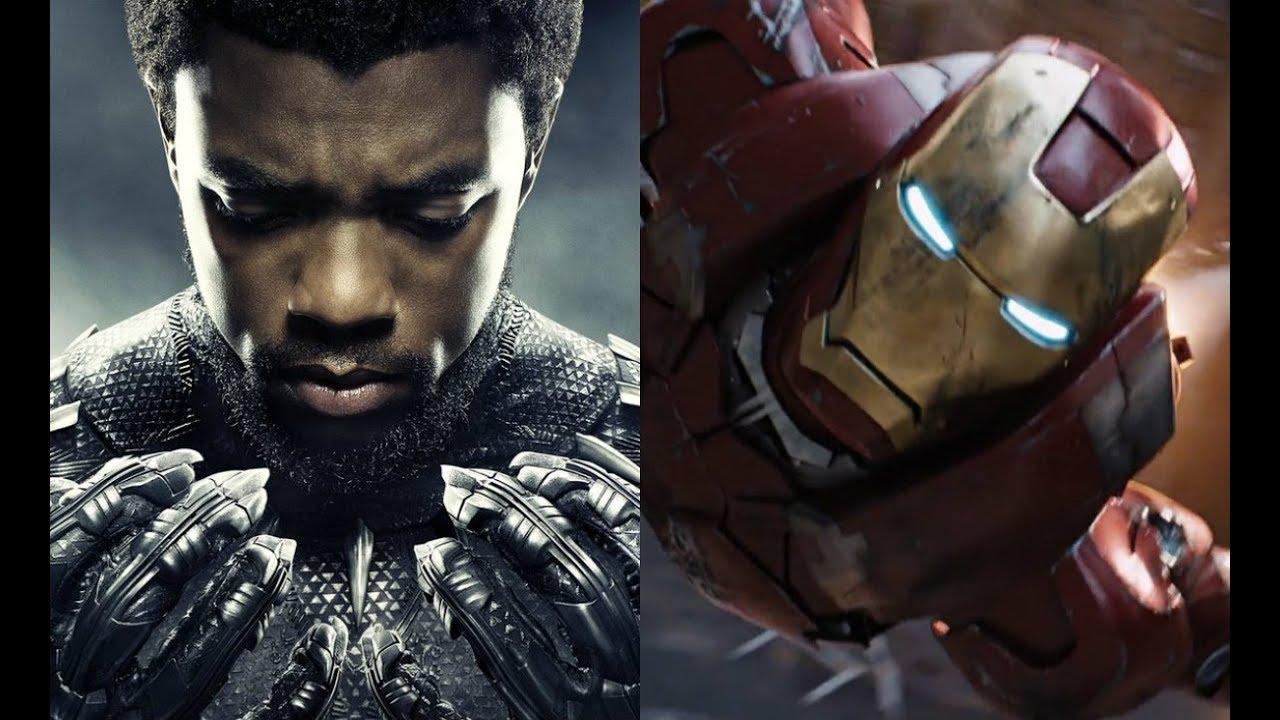 Black Panther 2 GZL SAHNE Akland Infinity War