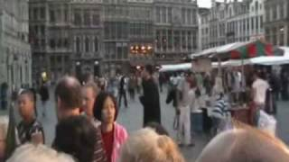 The Best of Brussels, Belgium - The Grand Place, European Union HQ