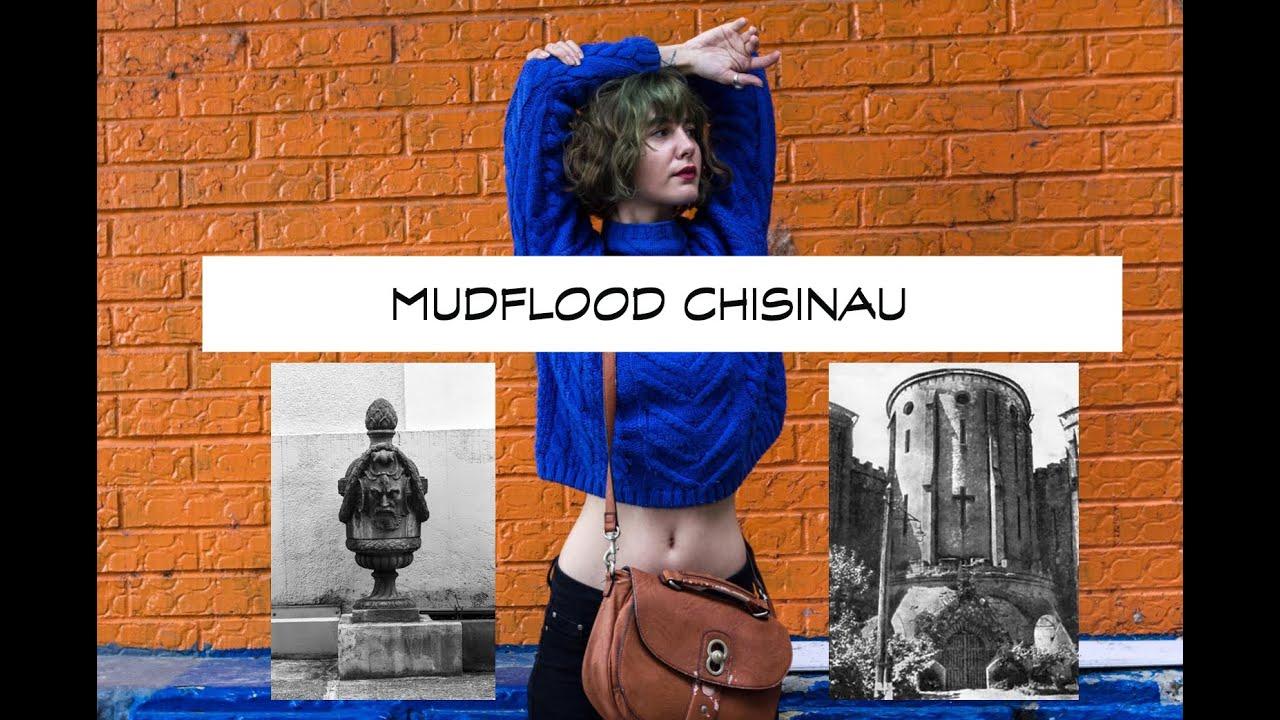 Mudflood Chisinau, Moldova