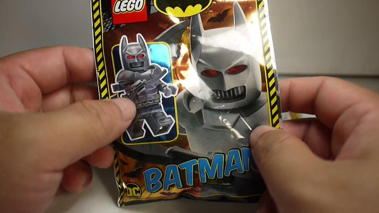 豪宅玩具~1773~DC Comics超級英雄樂高蝙蝠俠 Batman 樂高小包 LEGO 211906 重裝蝙蝠俠