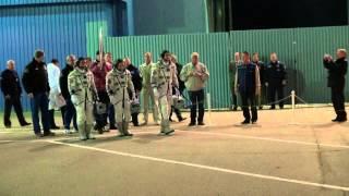若田宇宙飛行士搭乗のソユーズロケット打ち上げ見学ツアーダイジェスト