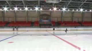 Открытые региональные соревнования по фигурному катанию г. В.Новгород 17-18.12.2016 г. (день2)