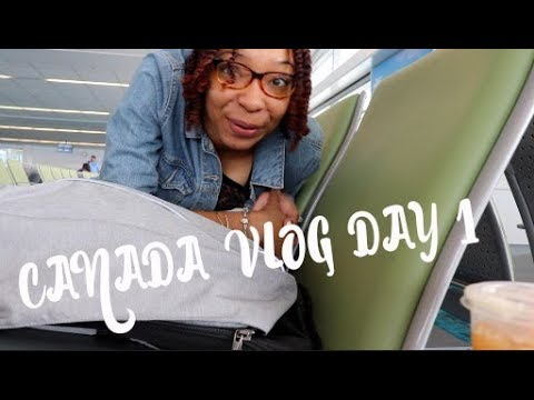 Our bags got left | Collingwood, Canada Vlog Day 1