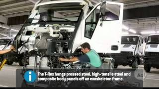 TRANSLOGIC 56: Bremach T-Rex Electric