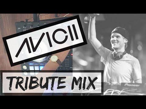 Avicii Tribute [DJ Mix] - Progressive House (2018)