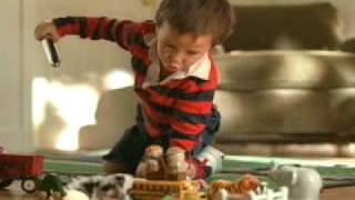 Banned Ikea Commercial - Tidy Up