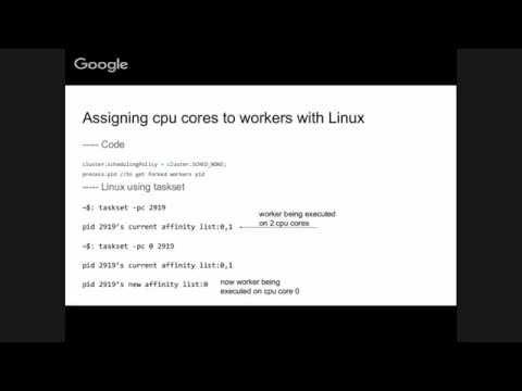 Build a smart server with nodejs by Yog (Freelance developer)