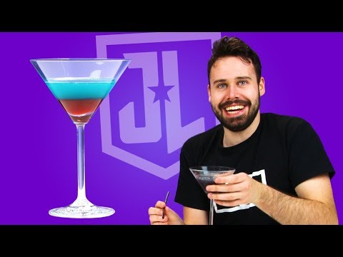 Irish People Try Justice League Cocktails