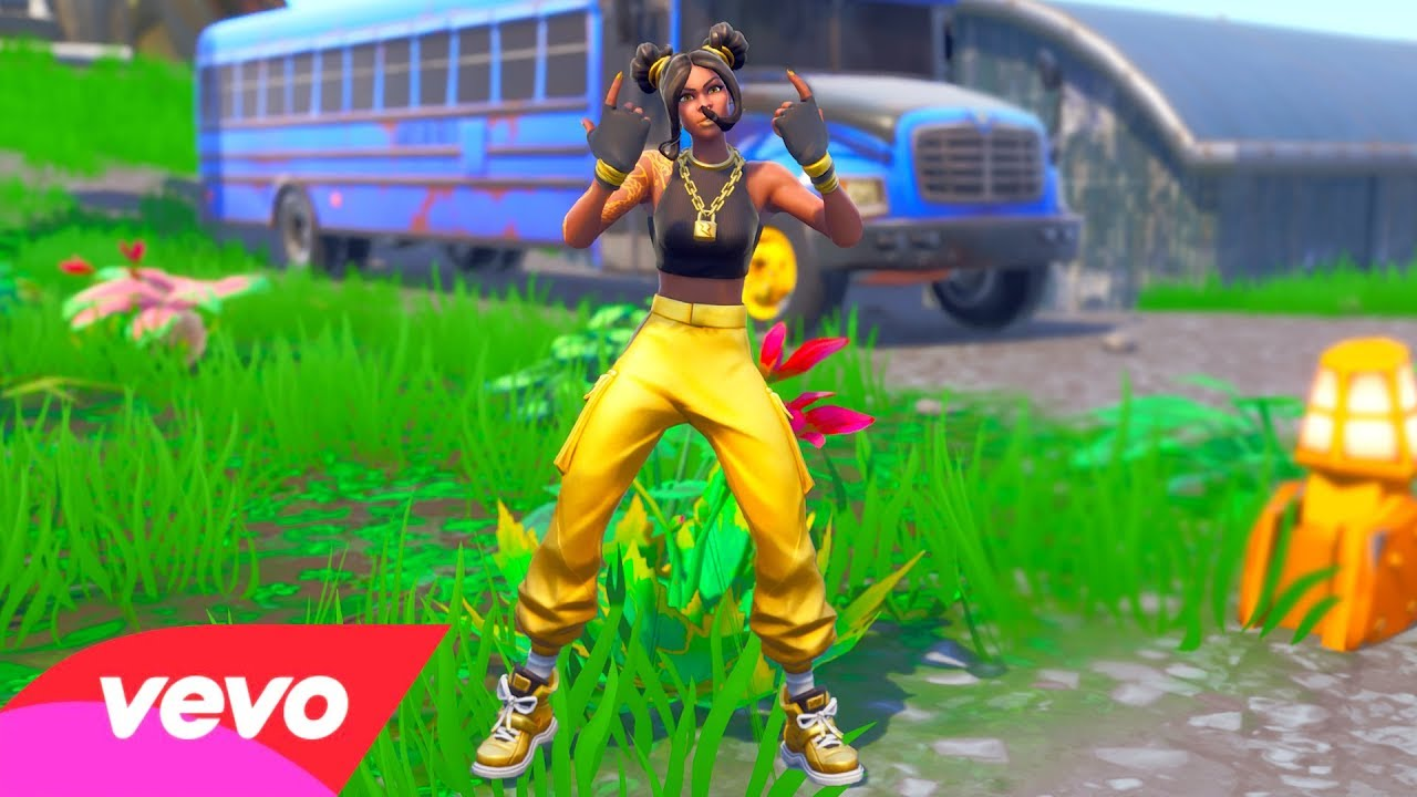 fortnite dances but they are remixed season 8 - remix fortnite dances
