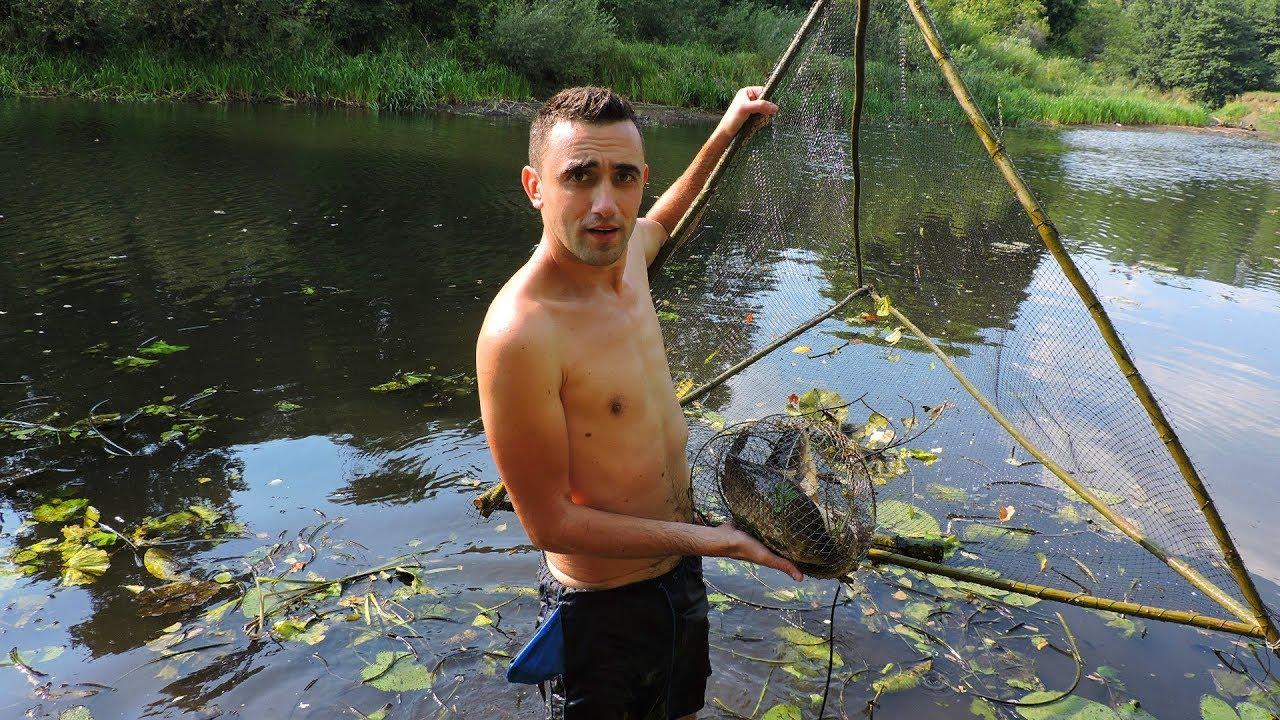 Рыбалка без удочки выживание 8 серия