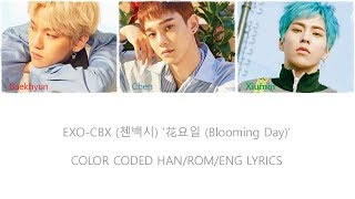 Download Video 첸백시 (EXO-CBX) – 花요일 (Blooming Day)[COLOR CODED HAN/ROM/ENG Lyrics] MP3 3GP MP4