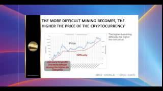 OneCoin презентация   гост Ружа Игнатова