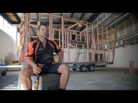 Ep 1 The Plan Mitre 10 Tiny House 2 With George Clarke