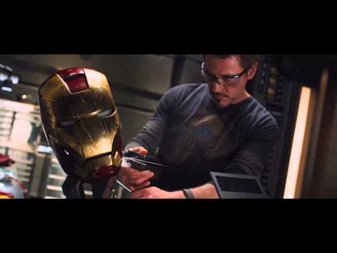Iron Man Live Action Intro