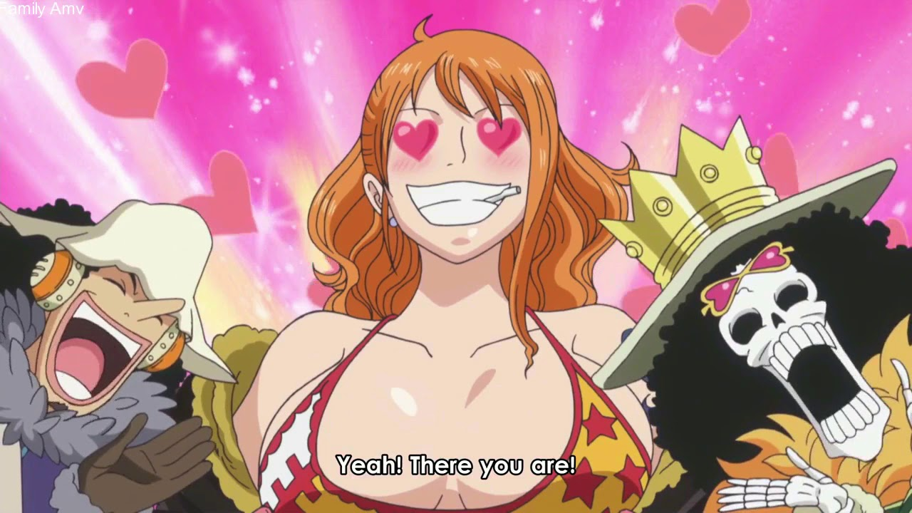 Download One piece - Sanji gain nami's body! The Funniest part! Hahaha!