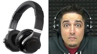 Wireless Headphones w/ Loud Speakers!