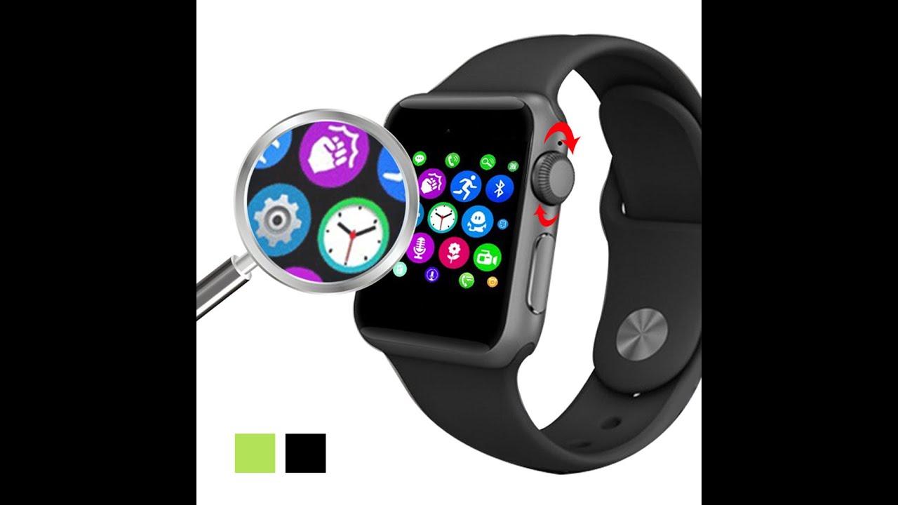 lemfo bluetooth smart watch