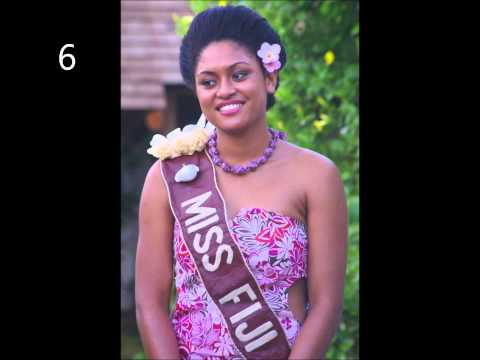 Top 10 Fijian Beauty