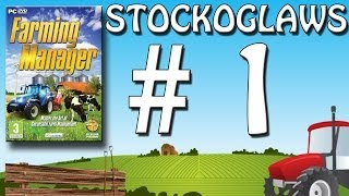 Lets 'Showcase' Farming Manager - Episode 1
