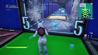 Mappa ghost {troll parkour fortnite