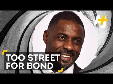 Idris Elba 'Too Street' To Play James Bond According To Author