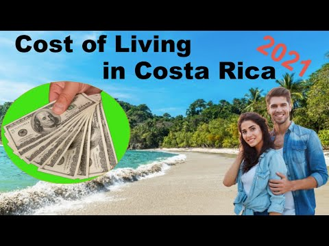 COST OF LIVING IN COSTA RICA 2020, Living In Costa Rica On A Budget, $1,000 A Month - Is It Possible