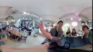 Hair Salon PR taken by Longship 360VR Camera