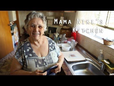 Mama Niki's Kitchen - Taramosalata