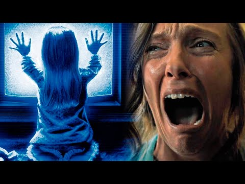 Top 10 Best GHOST AND DEMON Horror Movies 👻💀