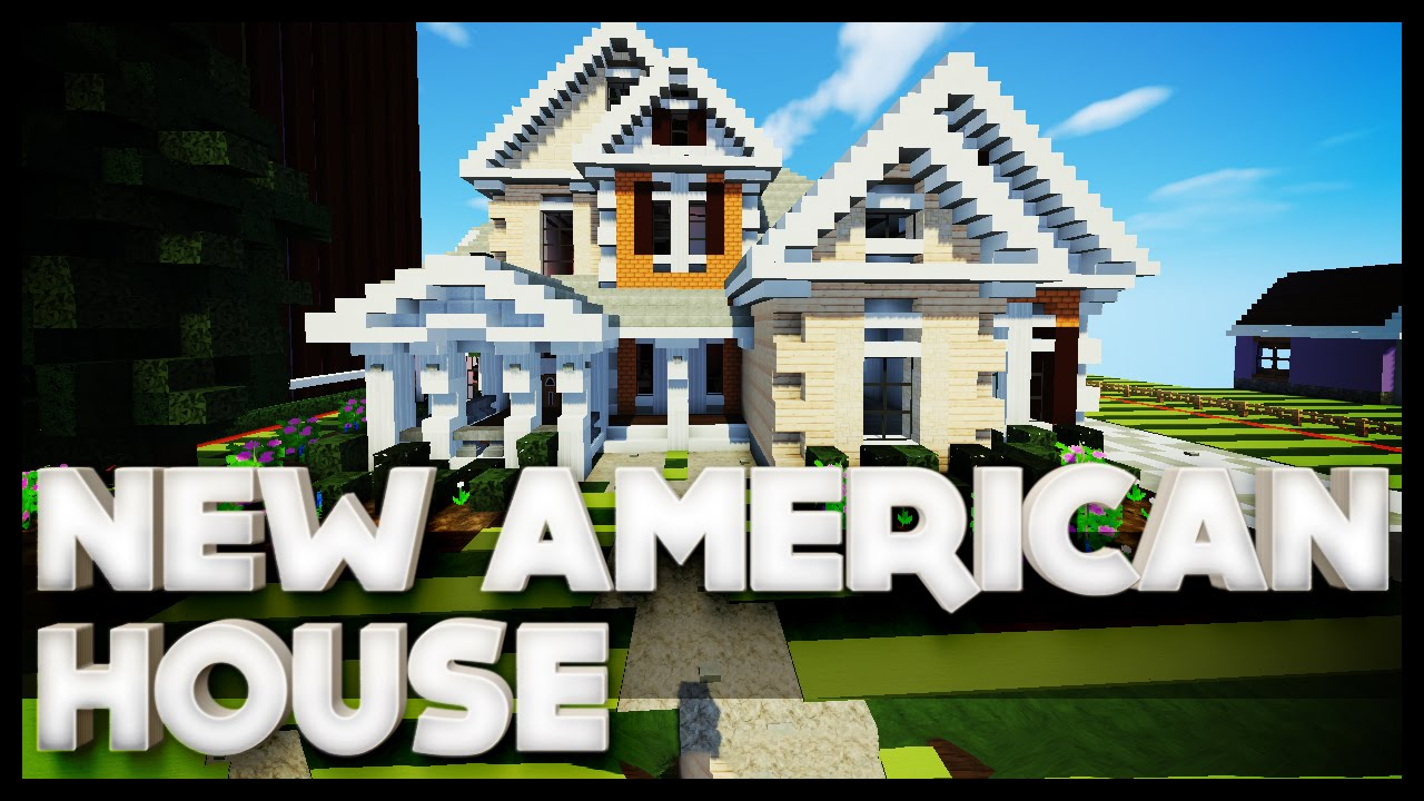 Youtube How To Build A Mansion Minecraft