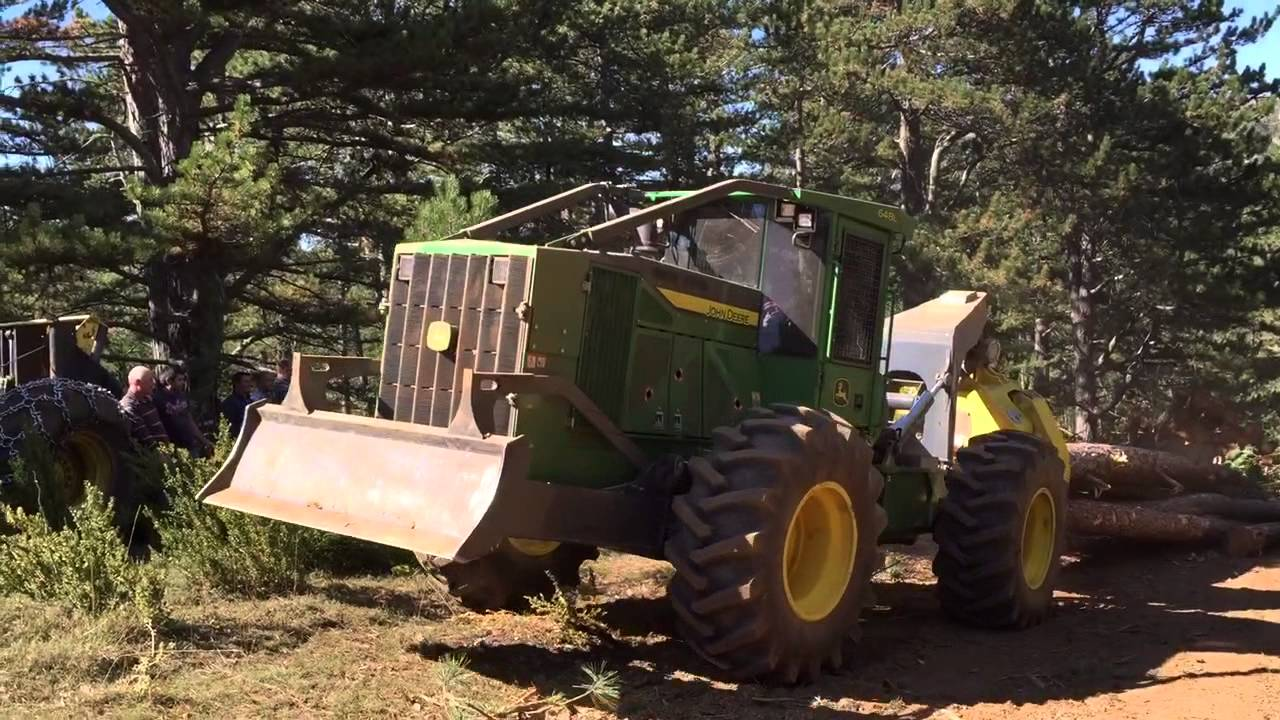 Skidder john deere 648L YouTube – John Deere 648h Fuse Box