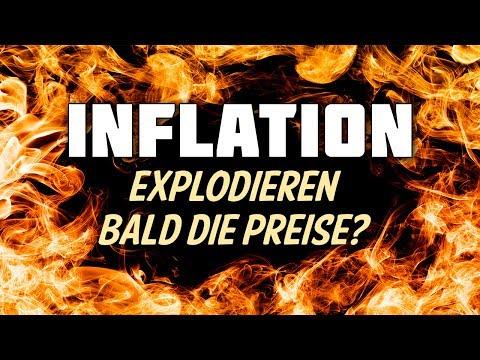 Inflation: Explodieren bald die Preise?