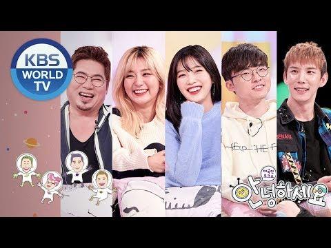 Guests : Kim Johan, Red Velvet's Seulgi & Joy, Faker, Seo Dohyun[Hello Counselor/ENG,THA/2018.11.26]
