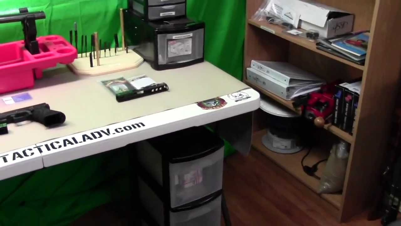 setting up your gun   reloading room on the cheap youtube