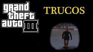 GTA III - Trucos