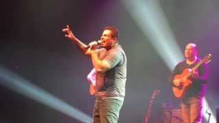 3andi sou2al Amr Diab Dubai World trade center 2014
