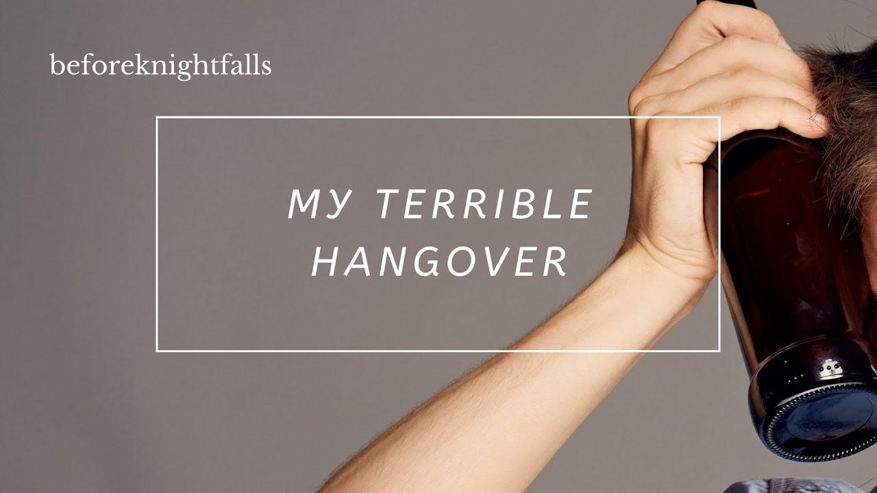 ASMR Boyfriend: My Terrible Hangover