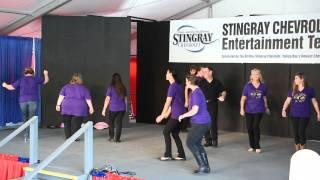 Dancin Free - 2015 Florida Strawberry Festival