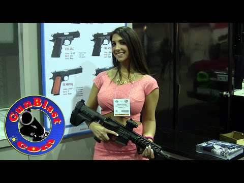 SHOT Show 2015, Day 1 - Gunblast.com