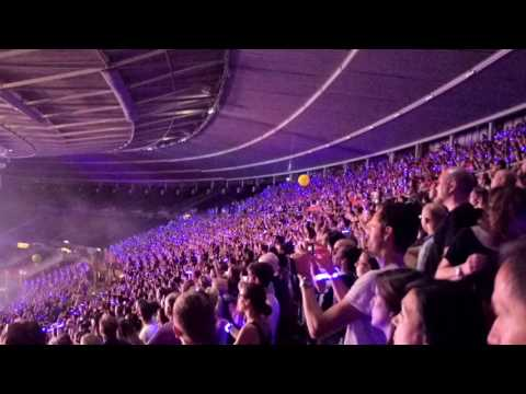 Coldplay live in Vienna | Adventure of a Lifetime | 11.06.2017