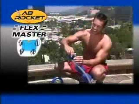 Ab Rocket Abdominal Trainer