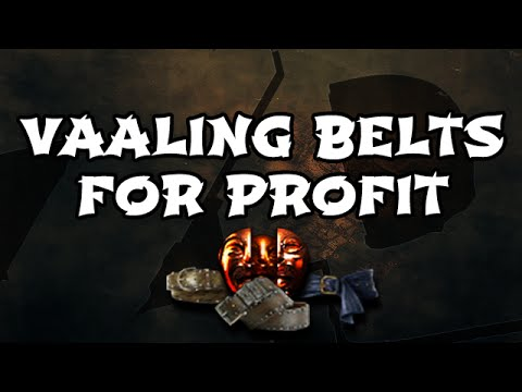 How To Craft On Belts Poe
